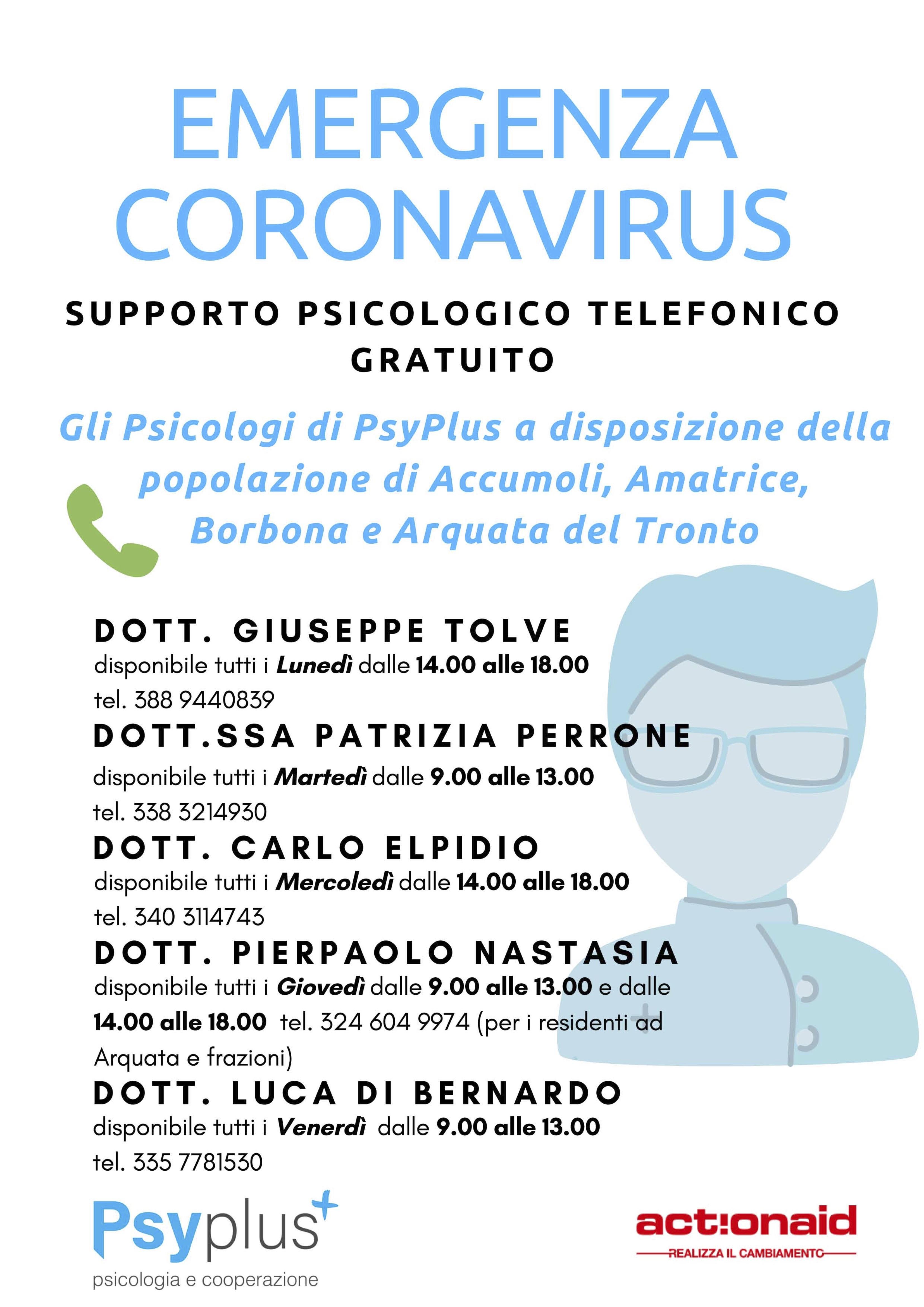 Emergenza Coronavirus PsyPlus-ActioAid (1)